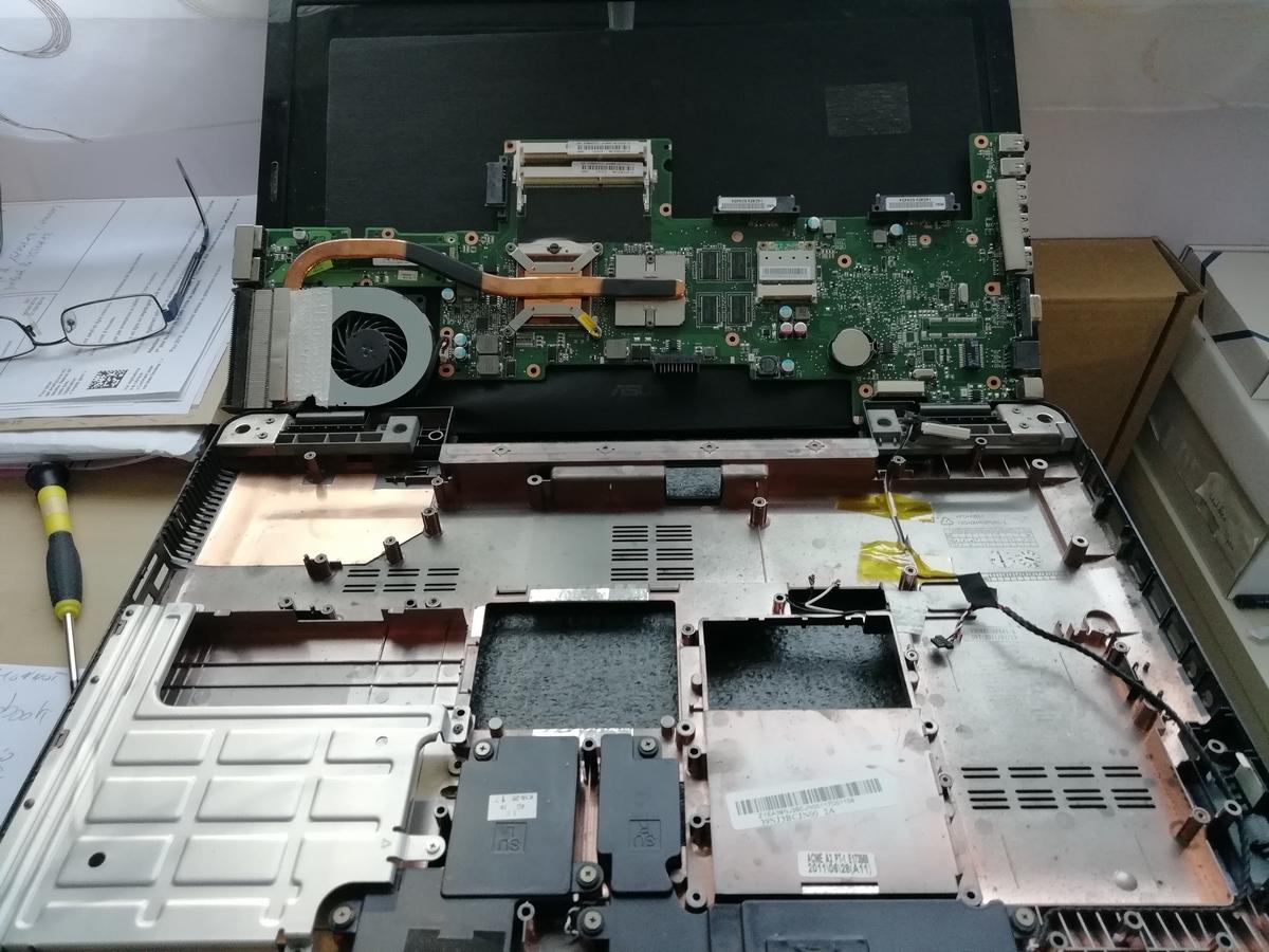 depannage-informatique-montpellier ASUS X72J